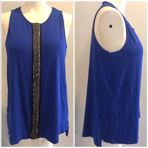 Vince Camuto blue top s